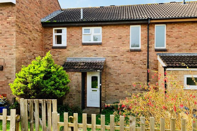 Thumbnail 3 bed terraced house for sale in Tilly Close, Plymstock, Plymouth