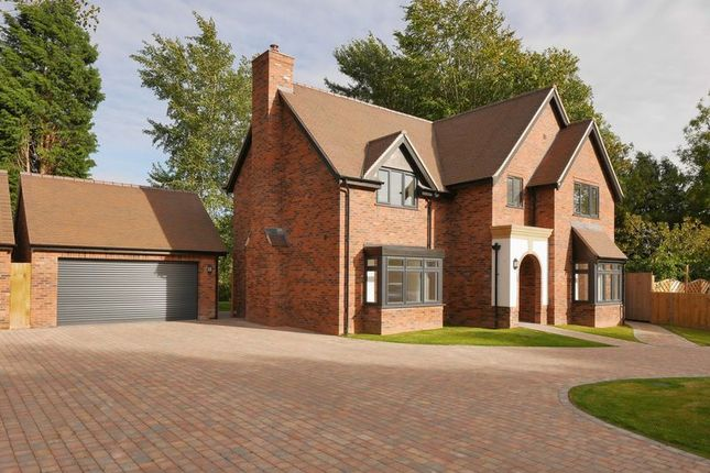 Thumbnail Detached house for sale in Aspen House, Woodlands Walk, Ironbridge