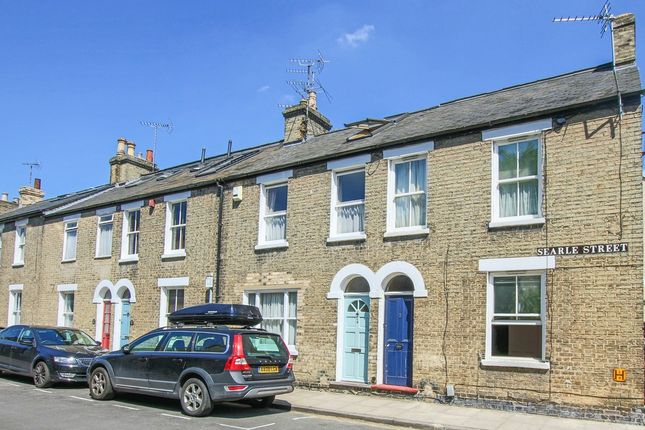 Thumbnail Terraced house for sale in Searle Street, Cambridge