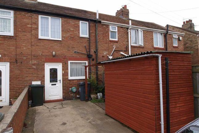 Thumbnail Terraced house for sale in Queens Gardens, Annitsford, Cramlington