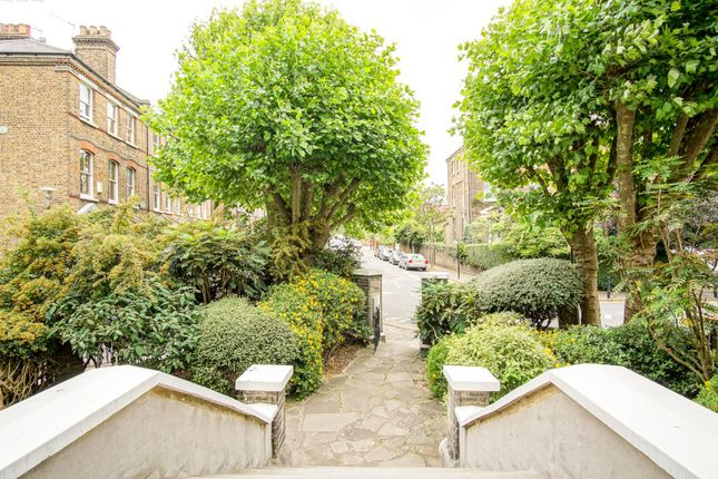 Front Garden of Hartham Road, Islington N7