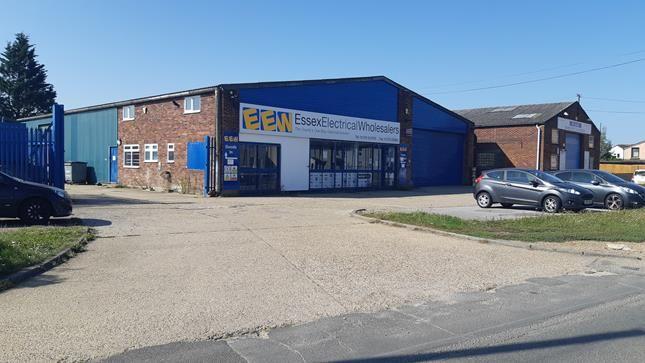 Thumbnail Industrial to let in Essex Electrical Wholesale Premises, 46 East Street, Braintree, Essex