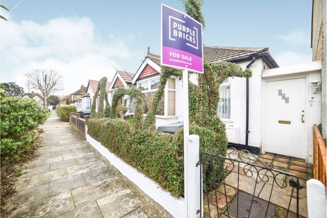 Thumbnail Bungalow for sale in Rugby Avenue, Wembley