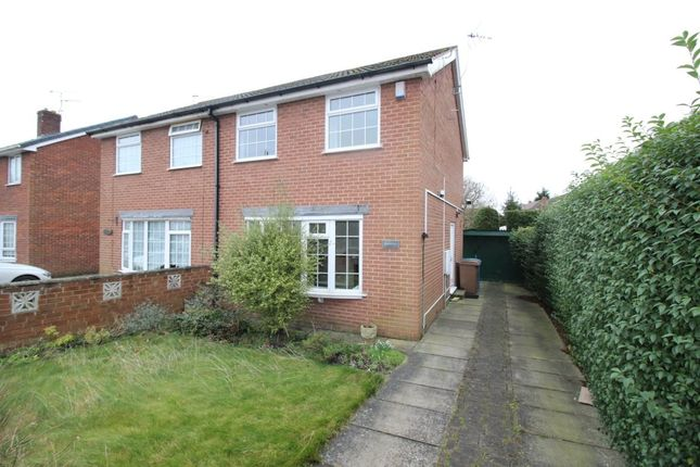 3 bed semi-detached house to rent in High Street, West Cowick, Goole