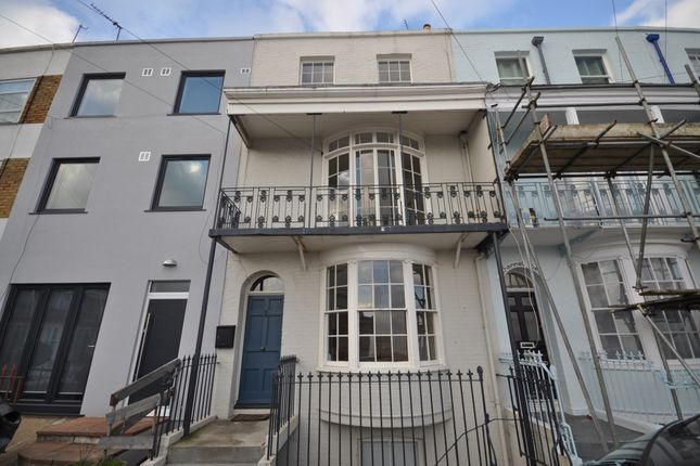 Thumbnail Terraced house to rent in Kent Terrace, Ramsgate