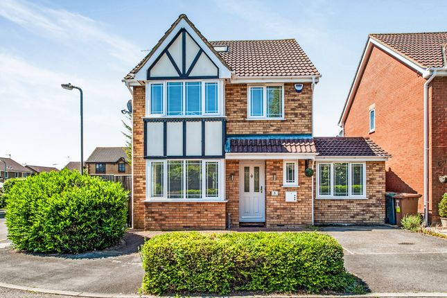 Thumbnail Detached house for sale in Lysander Way, Abbots Langley