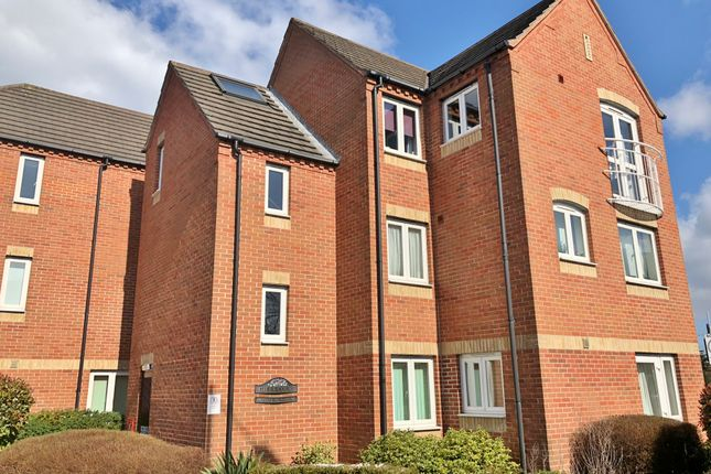 Thumbnail Flat for sale in Giles Court, Rectory Road, West Bridgford