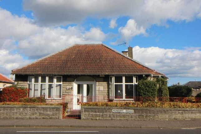 Thumbnail Bungalow for sale in Hendry Road, Kirkcaldy