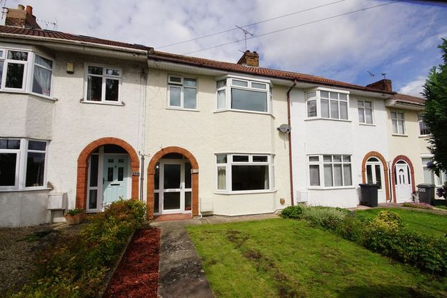 Thumbnail Terraced house for sale in 261 Badminton Road, Frampton Cotterell, Bristol