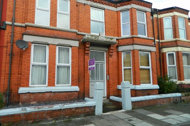 Studio to rent in Norwich Road, Wavertree, Liverpool