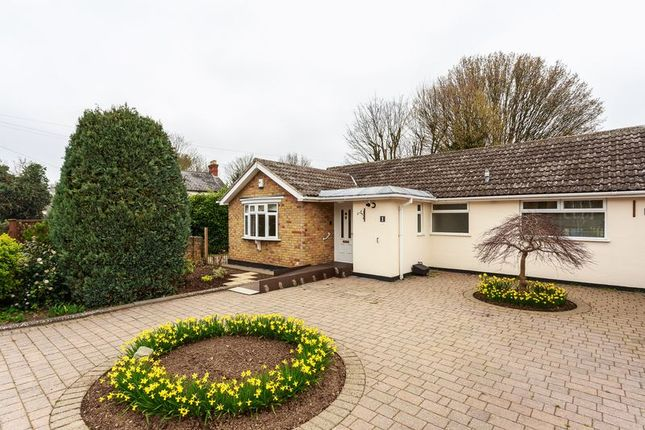 Thumbnail Bungalow for sale in The Retreat, Englefield Green, Egham