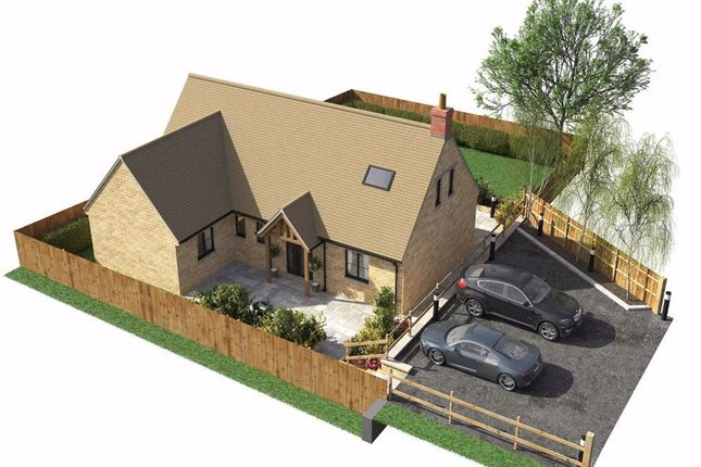 Thumbnail Detached house for sale in Glympton Road, Wootton, Woodstock