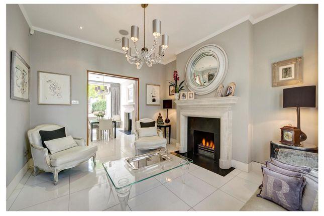 Thumbnail Semi-detached house for sale in Abingdon Villas, London