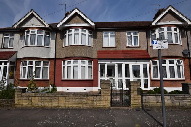 Thumbnail Terraced house for sale in Charles Road, Chadwell Heath, Romford