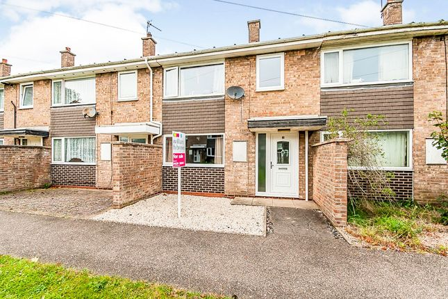 Terraced house for sale in Clinton Park, Tattershall, Lincoln