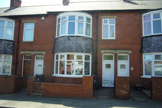 Thumbnail Flat to rent in Balmoral Gardens, North Shields