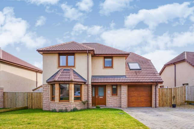 Thumbnail Detached house for sale in Peterkin Place, Lossiemouth