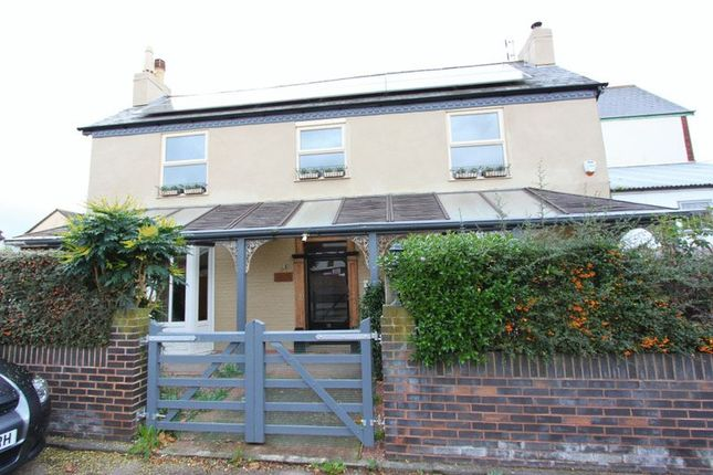 Thumbnail Detached house to rent in St. James Close, Exeter