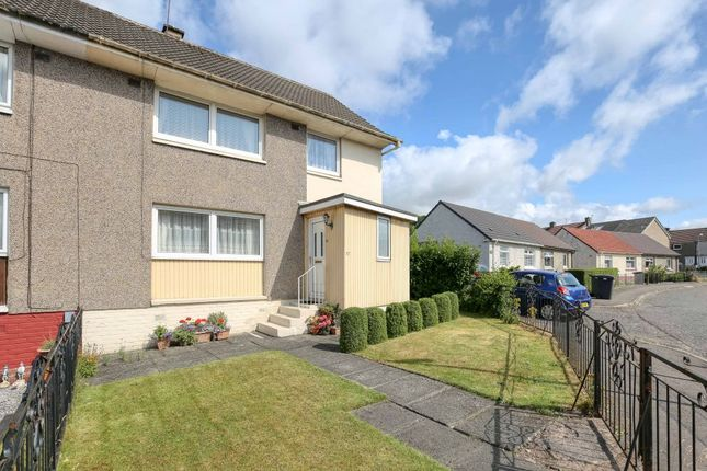 Thumbnail Semi-detached house for sale in 57 Clelland Avenue, Bishopbriggs