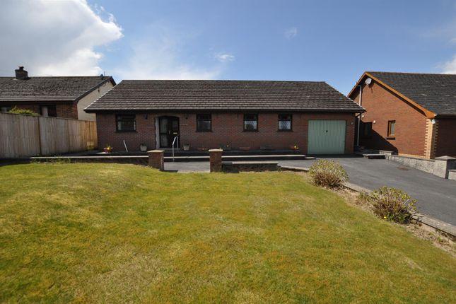 Thumbnail Detached bungalow for sale in Glanant, Ffairfach, Llandeilo