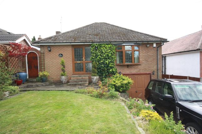Thumbnail Detached bungalow to rent in Cumberledge Hill, Rugeley