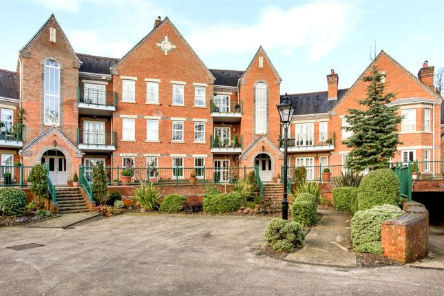 Thumbnail Flat for sale in Palmerstone Court, Virginia Water, Surrey