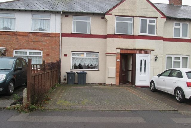 Thumbnail Terraced house to rent in Fanshawe Road, Acocks Green, Birmingham
