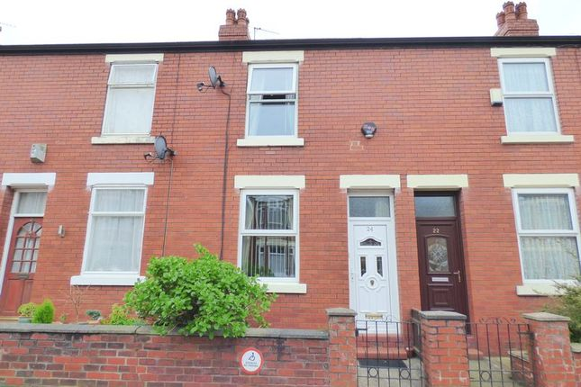 Thumbnail Terraced house for sale in Thornley Lane North, Stockport