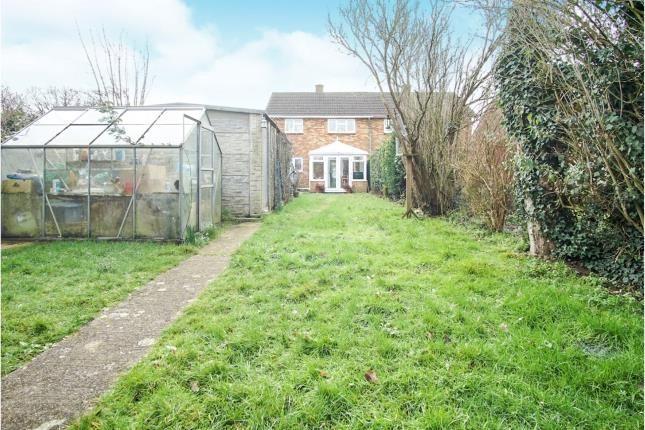 Garden of Hampden Place, Frogmore, St. Albans, Hertfordshire AL2