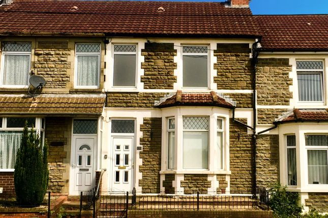 Thumbnail Property to rent in Bowls Terrace, Caerphilly