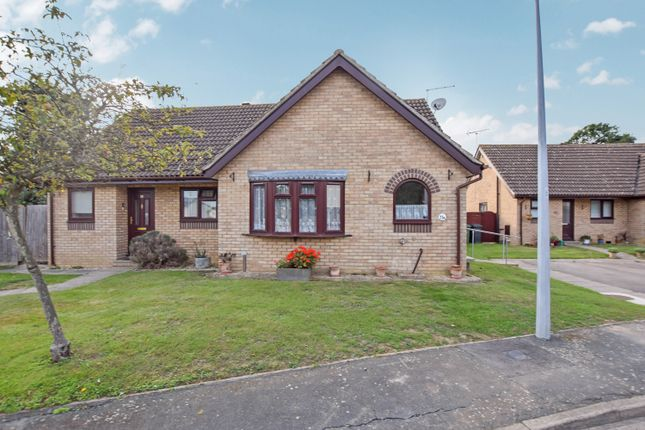 Thumbnail Semi-detached bungalow for sale in Thames Close, Braintree
