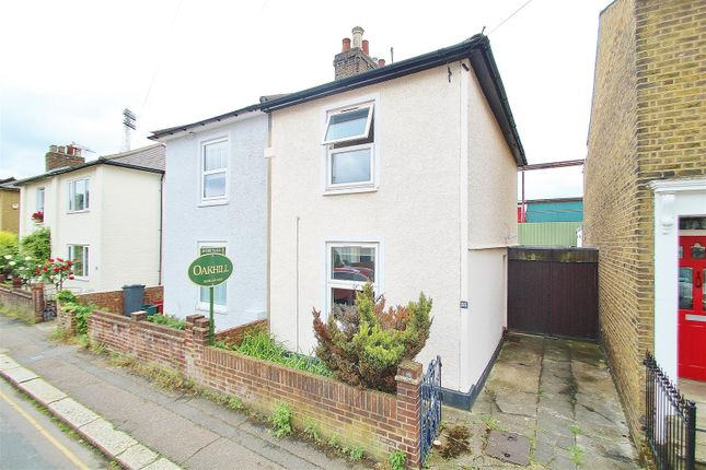 2 bed semi-detached house for sale in New Road, Brentford TW8