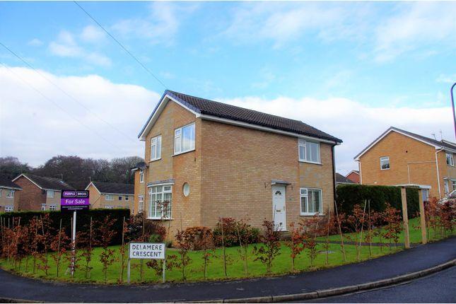 Thumbnail Detached house for sale in Delamere Crescent, Harrogate