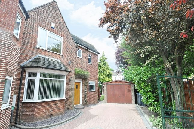 Thumbnail Semi-detached house for sale in Pershore Road, Selly Park, Birmingham