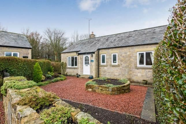 Thumbnail End terrace house for sale in Kirkharle Cottages, Kirkharle, Northumberland, Tyne & Wear