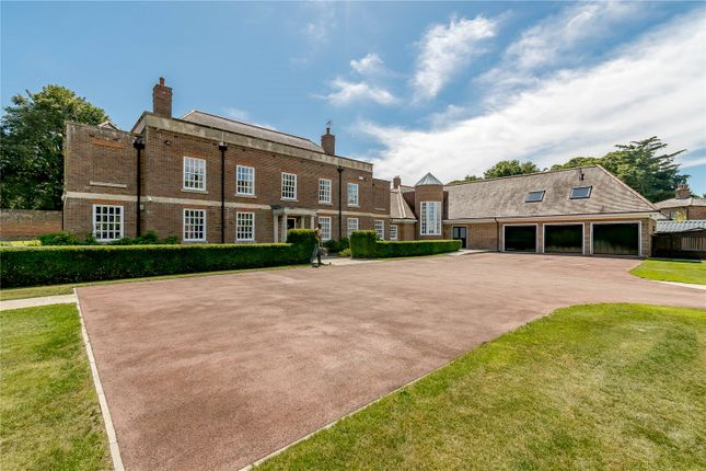 Thumbnail Detached house for sale in Hertingfordbury, Hertfordshire