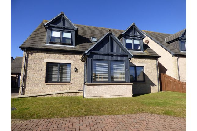 Thumbnail Detached house for sale in Brae View, Gourdon Montrose