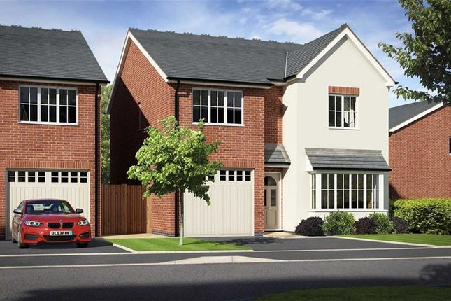 Detached house for sale in Plot 26, Meadowdale, Barley Meadows, Llanymynech, Shropshire