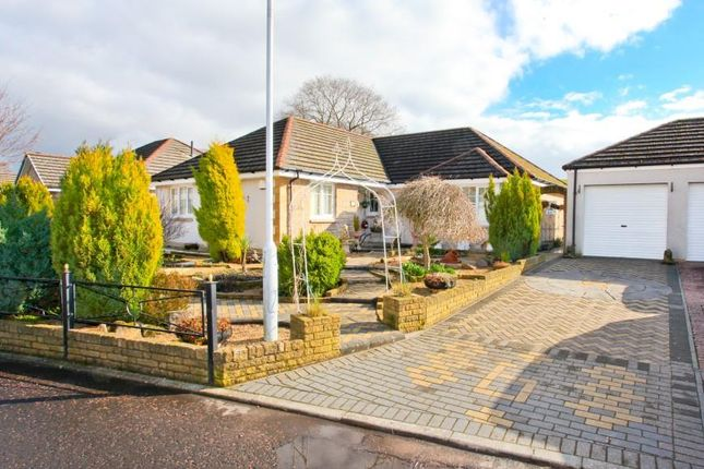 Thumbnail Detached bungalow for sale in Valley Gardens, Leslie, Glenrothes