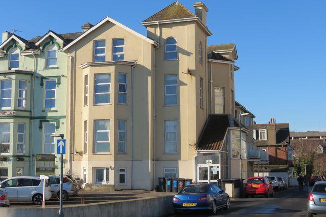 Thumbnail Flat to rent in Esplanade Road, Paignton