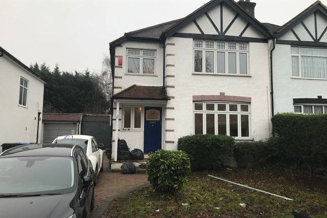 Thumbnail Semi-detached house to rent in Brighton Road, Purley