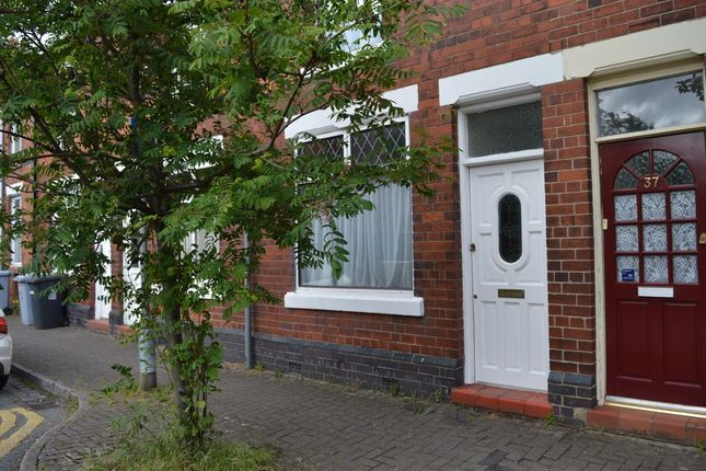 Thumbnail Terraced house to rent in Frances Street, Crewe