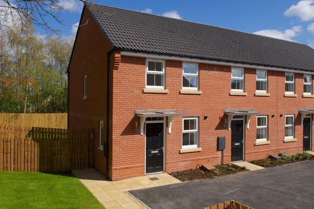 "Thumbnail End terrace house for sale in ""Winton"" at Old Derby Road, Ashbourne"
