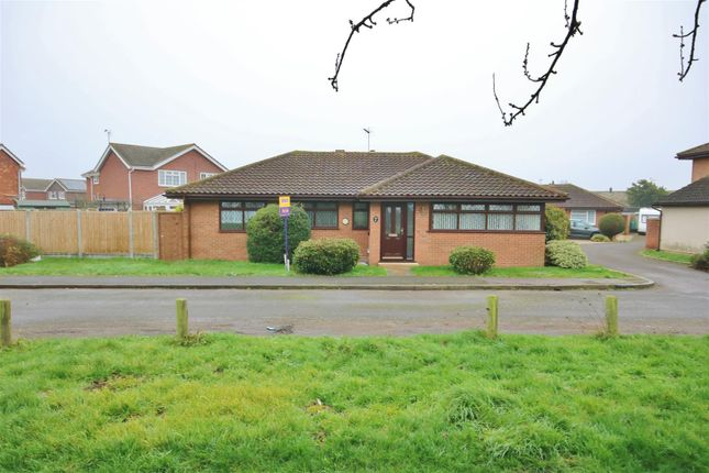 Thumbnail Detached bungalow for sale in Elm Tree Avenue, Walton On The Naze