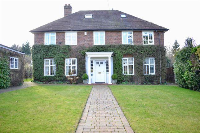 Thumbnail Detached house for sale in Greville Park Road, Ashtead