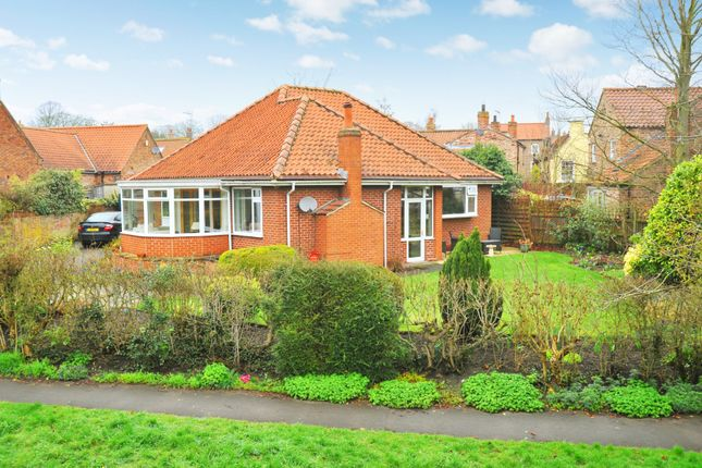 Thumbnail Detached bungalow for sale in Stonegate, Whixley, York