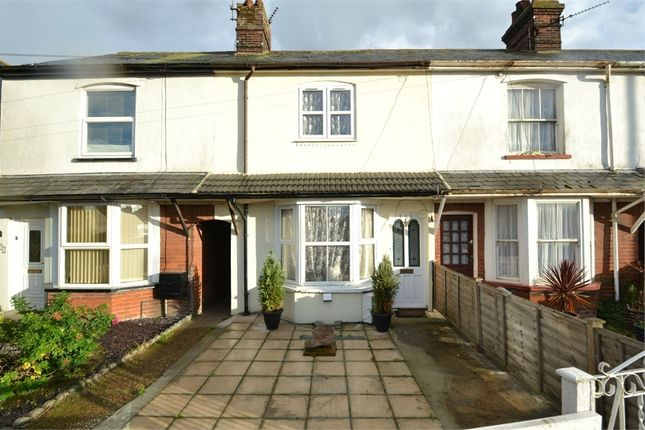 3 bed terraced house for sale in Main Road, Harwich, Essex