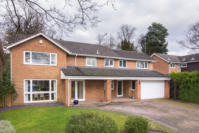 Thumbnail Detached house for sale in Antringham Gardens, Edgbaston