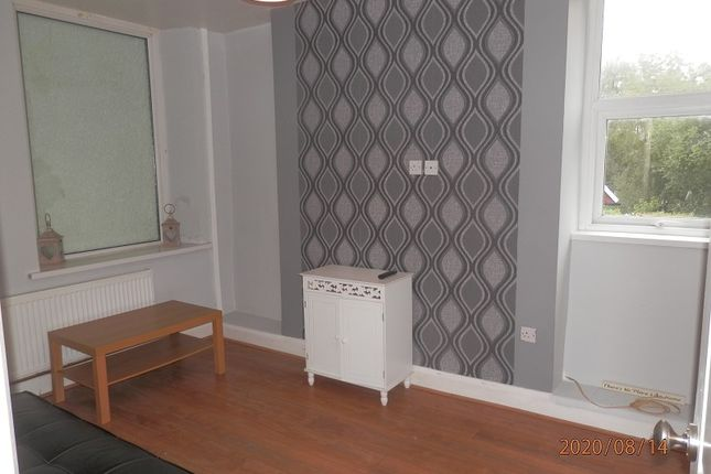 Living Room of Chepstow Road, Cwmparc, Rhondda Cynon Taff. CF42