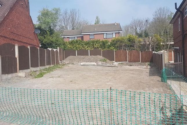 Thumbnail Land for sale in Portley Road, Dawley, Telford